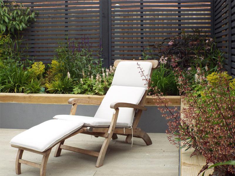Stepped Garden Design Whitstable