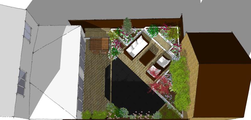 Ying Yang Garden Design Whitstable