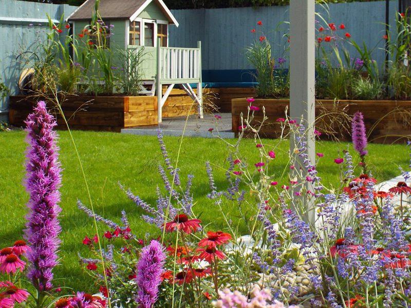 Zingy Garden