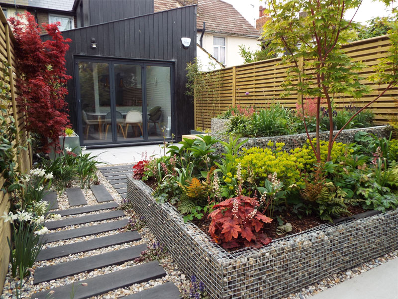 garden design in whitstable kent